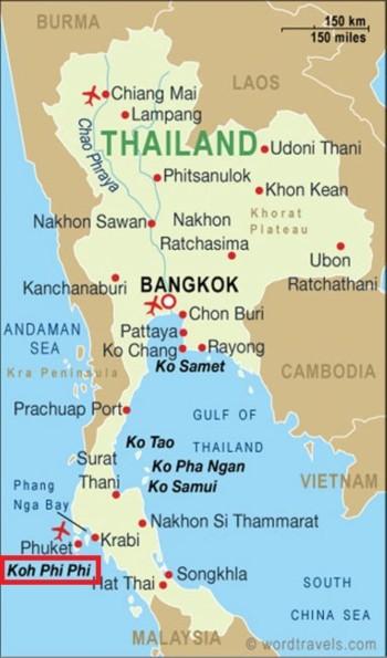 map-phiphi